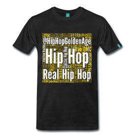 Hip Hop Artist Wordcloud