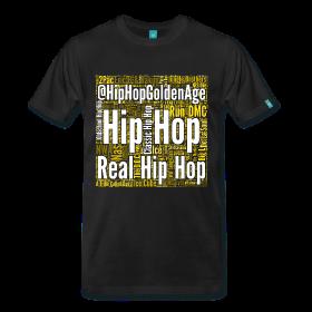 Hip Hop Artist Wordcloud