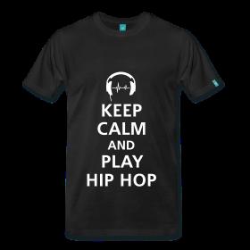 Keep Calm & Play Hip Hop